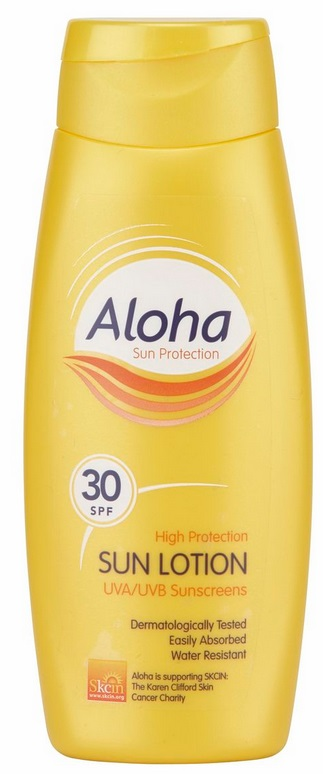 Aloha SPF 30 Sun Lotion 250ml