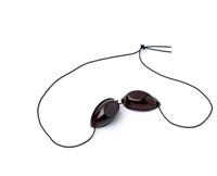 Ochranné brýle do solária bez můstku Goggles Australian Gold