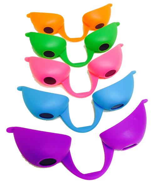 Ochranné brýle do solária
