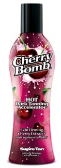 Supre Tan Cherry Bomb™ Hot Dark Tanning Maximizer