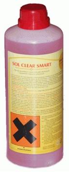 Dezinfekce SOL CLEAR 1l (10 litrů) (1:10)
