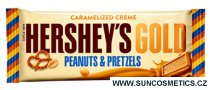 Hershey's Gold with Peanuts and Pretzels 39g